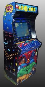 alpha70 - arcade