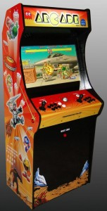 Alpha70 – arcade mix