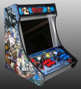 Bartop KIT – metal slug