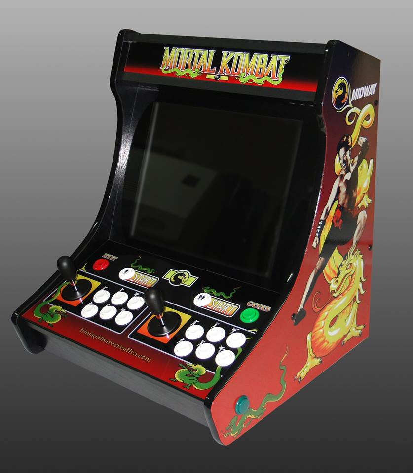 Bartop KIT – mortal kombat