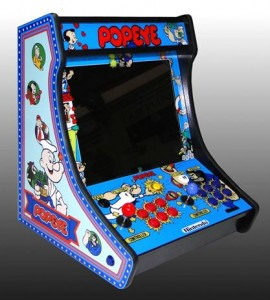 Bartop KIT – popeye