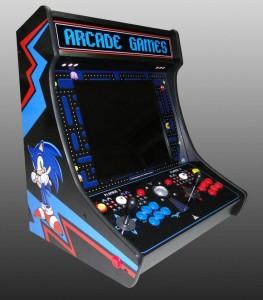 Bartop LUX – arcade games