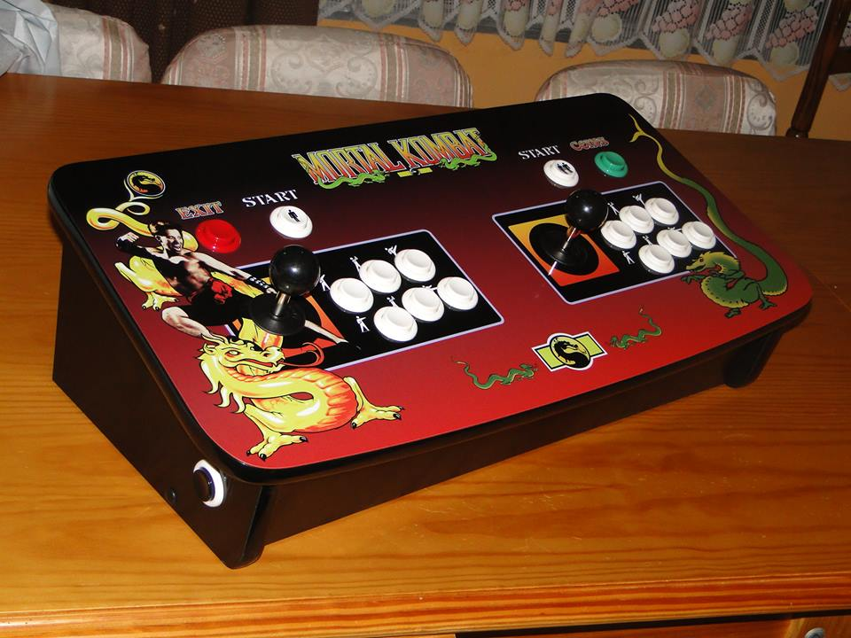 CPO – Mortal Kombat
