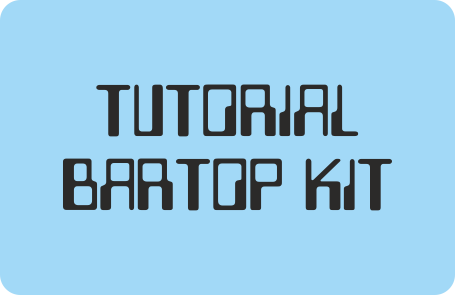 Como hacer una Bartop KIT